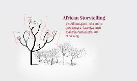 African Storytelling