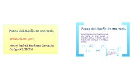 Fases del diseño de una web