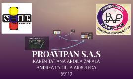 PROAVIPAN S.A.S