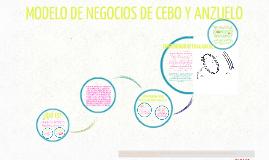 MODELO DE NEGOCIO DE CEBO Y ANZUELO