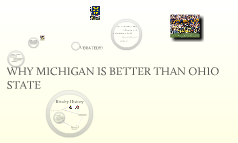 WHY MICHIGAN IS BETTER