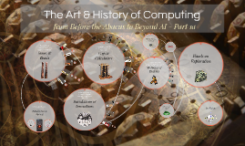 The Art & History of Computing: from Before the Abacus to Beyond AI - Part 1a