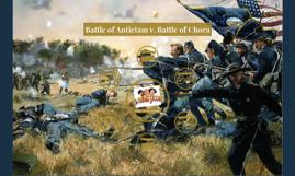 Battle of Antietam v. Battle of Chora