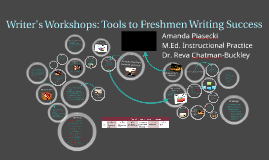Writer's Workshops: Tools to Freshmen Writing Success