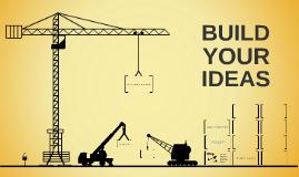 Cópia de Build Your Ideas - Free Prezi Template