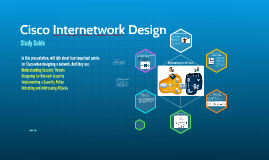 Cisco Internetwork Design