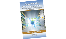 Electronically Stored Information - General Public