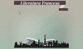 Copy of Literatura Francesa