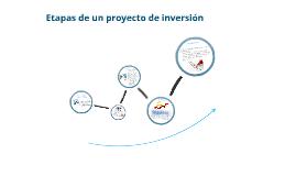 Copy of Etapas de un proyecto de inversión