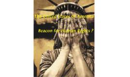 America's 21st Century Shame