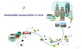 Sustainable transportation in Lima