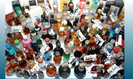 Encuesta preferencias de bebidas embriagantes.