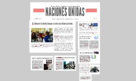 ¡Extra, Extra, noticias internacionales!