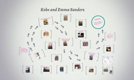 Kobe and Emma Sanders