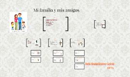 La familia y los amigos
