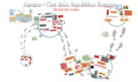 Apogeo e fine della repubblica romana