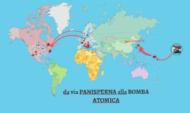 DALL'ATOMO ALLA BOMBA ATOMICA
