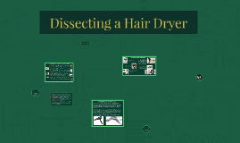 Dissecting a Hair Dryer - Rough
