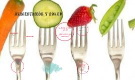 Copy of alimentación y salud