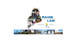 Recapturing the Narrative of the Legal Profession at Maine Law