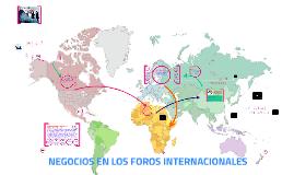 Copy of Copy of Organización Mundial de Comercio