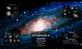 The Structure of Galaxies - 6th Grade