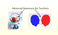 Advanced Numeracy for Teachers