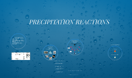 DOUBLE DISPLACEMENT REACTION PRECIPITATE