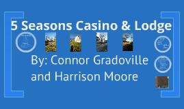 5 Seasons Casino and Lodge
