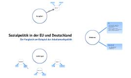 Vergleich der Sozialpolitik der EU und Deutschlands
