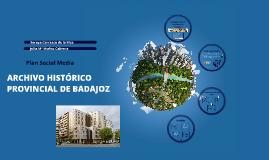 Archivo Histórico Provincial de Badajoz