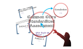 Common Core Standardized Assessments
