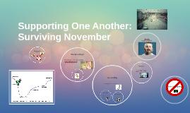 Surviving November