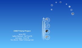 CNECT - Ramp Project