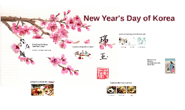 New Year's Day of Korea