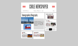 NEWS IN CHILE