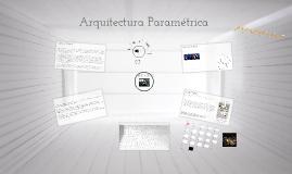 Arquitectura parametrica by jesus lopez on prezi for Arquitectura parametrica pdf