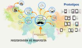 Copy of Presentación de propuesta