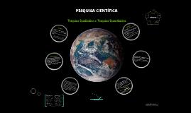 Copy of Copy of METODOLOGIA DA PESQUISA - Pesquisa Quantitativa e Pesquisa Qualitativa