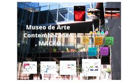 Museo de Arte Contemporáneo, MACRO