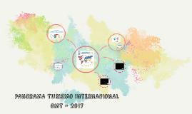 TURISMO INTERNACIONAL AL 2017 - OMT