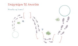 Utvandring til Amerika