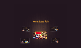 Pros and Cons of the Iowa State Fair