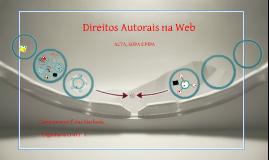 Copy of Direitos Autorais na Web