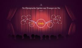 De Olympische Spelen van Vroeger en Nu