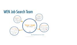 WEN Job Search Team