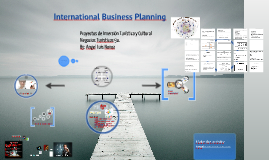 International Bussines Planning