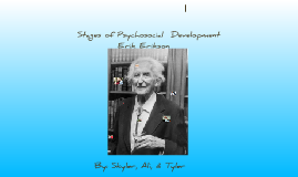 Copy of Stages of Psychosocial Development