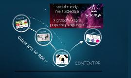 BFTE - Content Marketing w branży modowej. Świat geeków w ofensywie