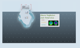 Ozone Depletion over Antarctica